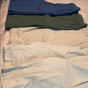 Khaki Old Navy Shorts - Boys 14